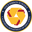 CA DOE Gold Ribbon Schools